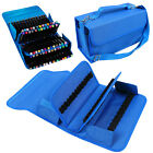Marker Pen Case Bag Storage Carrying 80 Copic Portable Art 80 Slots Layer Holder