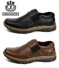 Mens New Casual Fashion Slip On Walking Boat Moccasin Loafers Comfort Shoes Size