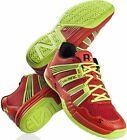 BRAND NEW Salming Race R2 2.0 Men's Court Shoes - Red/Yellow