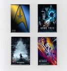 "STAR TREK (2009) / INTO DARKNESS / BEYOND - 2"" x 3""  MOVIE POSTER MAGNETS (print on eBay"