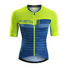2017 Light Cycling Jersey Mens PRO Pioneer Road Bike Jersey Bicycle Top Green