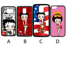 Betty Boop Phone Case Cover For iPhone and Samsung Galaxy $18.9 USD
