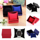 Durable Presentation Gift Case Box For Bracelet Bangle Jewelry Wrist Watch Boxes