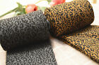 Women Lady 200D Winter Warm Thick Leopard prints Pantyhose Stockings Tights
