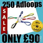 Ad loops key rings 250 advertising/personalised for your business or event