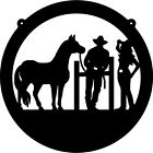 Cowgirl Cowboy Horses Decal Sticker Adventure Outdoor DECALS BUY 2 GET 1 FREE