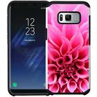 Slim Hybrid Armor Case Dual Layer Design Cover for Samsung Galaxy S8