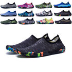 Women Men Aqua Socks Athletic Quick-Dry Water Shoes Barefoot Skin Shoes