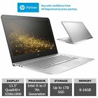 "ULTRABOOK HP ENVY i5-i7 7th Gen 8/16GB 13.3"" QHD+ Backlit Keyboard upto 1TB SSD"