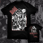 HOODED MENACE - Deadicated To Doom T-SHIRT AUTOPSY APSHYX death metal