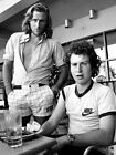 BJORN BORG AND JOHN MCENROE TENNIS GREAT Poster - Choose a Size! A