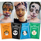 Skin Care Sheep/Panda/Dog/Tiger Facial Mask Moisturizing Cute Animal Face Masks