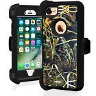 Shockproof Hard Case Cover For Apple iPhone 7 / 8 / Plus Fits Otterbox Belt Clip фото