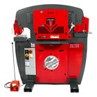 Edwards IW100DX-3P575-AC 100T Deluxe Ironworker - 3Ph,  575V,  Ac
