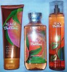 Bath & Body Works Peach Bellini Shower Gel, Lotion and Mist!
