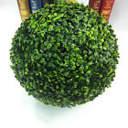 Indoor Outdoor Lifelike Leaf Ball Artificial Topiary Plant Greenery Party Decor