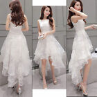Women MERMAID Long Formal Ball Gown Party Wedding Evening Bridesmaid Prom Dress