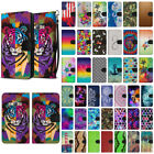 For Samsung Galaxy J1 J120 2nd Gen/ AMP 2 Slim Stylish Canvas Wallet Case Cover