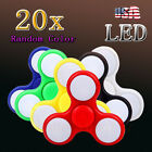 Wholesale Lot 5x 10x 20x 50x 100x LED Flash Light Hand Finger Spinner Fidget Toy
