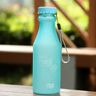 Unbreakable Portable Leak-proof Sports Travel Water Bottle Cup Cycling Camping