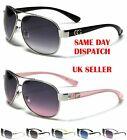 CG Designer Eyewear  Womens Ladies Metal Aviator Pilot Sunglasses 100%UV400 8026