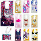 Bling Dynamic Moving Liquid Glitter Quicksand Soft TPU Cover Case For Cell Phone