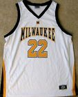 WISCONSIN-MILWAUKEE PANTHERS MEN'S BASKETBALL JERSEY NCAA #22 SMALL, XL OR 2XL