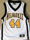 WISCONSIN-MILWAUKEE PANTHERS YOUTH BASKETBALL JERSEY #44 YOUTH S, M, L, OR XL