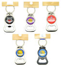 NBA Officially Licensed Bottle Opener Key Ring on eBay