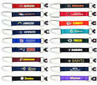 NFL Officially Licensed Carabiner Lanyard Keychain on eBay