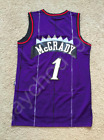 Tracy McGrady Toronto Raptors Throwback Swingman Sewn On Jersey Size S XL NWT