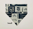 Los Angeles Kings NHL Hockey  Over Collar Slide On Pet Dog Cat Bandana Scarf $6.5 USD on eBay