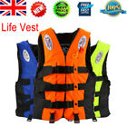 Adult Swimming Life Jacket Kayak Buoyancy Sailing Watersport Vest Boat Accessory