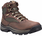 Timberland Men's Chocorua Trail Mid Waterproof Hiking Boots Brown Style 15130