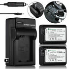 NP-FW50 Battery for Sony Alpha A6500 A6300 A6000 A7r A7 + LCD Dual USB Charger <br/> 3000+ Sold,One Year Warranty,Fast USPS Shipping!