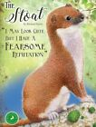 STOAT COUNTRY WILDLIFE METAL PLAQUE TIN SIGN OTHER ANIMALS ARE LISTED 1267
