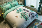 Queen size DUVET/Quilt/Comforter COVER SET 100% COTTON with 2 pillow shams