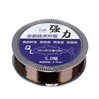 100M Wear-resistant Super Power Strong Nylon Braided Line Fishing Main Lines