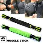 NEW Travel Massage Roller Stick Trigger Point Sports Muscle Body Massager Tool