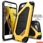 Shockproof Hybrid Ultra Thin TPU Hard Case Cover For Apple iPhone 6 s 7 8 Plus X