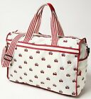 Hello Kitty Hallmark 2Way Travel Shoulder Bag Tote Overnight Purse Japan T5002