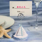 Place Card Photo Clip Memo Note Recipe Holder Wedding Table Display Stand