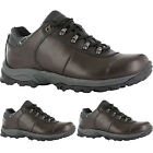 MENS HITEC WATERPROOF LEATHER DOG WALKING HIKING WINTER SIZE 10 SHOES TRAINERS