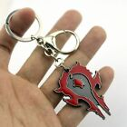 New Fashion Game's World of Warcraft WOW Horde Alliance Alloy Keychain Key Rings