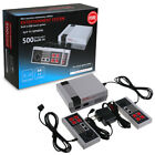 For Retro Classic Game Console NES TV Built-in 500 Games With 2 Controllers  CA