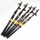 Fighting Sea Pole Long Cast Pole Carbon Telescopic Fishing Rod(pack of 1)