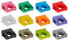 Vikan Wall Bracket for Brushes Poles Acessories160mm For 1-3 Products 9 Colours