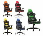 DEERHUNTER FAUX LEATHER SPORTS RACING GAMING OFFICE COMPUTER LUXURY CHAIR