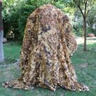 Desert Digital Camouflage Net Outdoor Camping Hunting Military Camo NettingCamouflage Materials - 177911