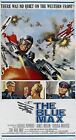 The Blue Max 1966 Stretched Canvas Art Movie Poster Film Print George Peppard